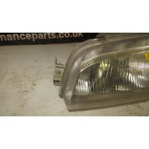 MISTUBISHI LANCER EVO 4 RS PASSENGERS SIDE FRONT HEADLIGHT JDM