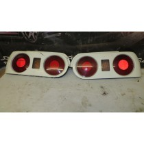 NISSAN SKYLINW R32 GTR RB26DETT BNR32 GENUINE REAR LIGHTS CLUSTER