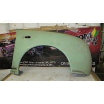 NISSAN FIGARO FK10 1.0 DRIVERS SIDE FRONT WING FENDER GREEN