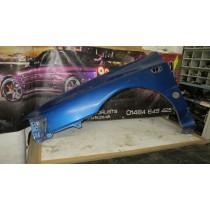 SUBARU IMPREZA WRX STI GC8 CLASSIC PASSENGER SIDE FRONT WING FENDER PANEL BLUE