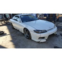 BREAKING/ SPARES NISSAN SILVIA S15 SPEC R SR20DET 6 SPEED