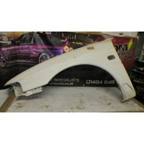 MITSUBISHI LANCER EVO 4 PASSENGER SIDE FRONT WING FENDER PANEL WHITE