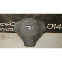 SUBARU IMPREZA WRX STI GDB GDA 2004 V8 NEWAGE STEERING WHEEL AIRBAG