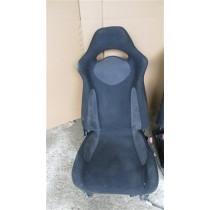 SUBARU IMPREZA WRX STI GC8 GF8 CLASSIC WRX FRONT SEATS PAIR WITH RAILS