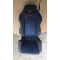 HONDA CIVIC EK9 TYPE R INTEGRA DC2 TYPE R JDM RECARO SEAT BLACK DRIVER SIDE
