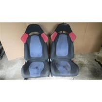 SUBARU IMPREZA WRX STI GC8 GF8 CLASSIC V3 V4 555 LIMITED FRONT SEATS