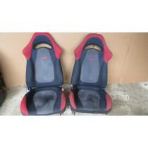 SUBARU IMPREZA WRX STI V5 V6 VERY CLEAN SEATS GC8 CLASSIC