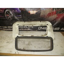 MITSUBISHI LANCER EVO 4 GSR BONNET VENT GRILL WITH SURROUND JDM