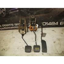 NISSAN SILVIA S15 SPEC R SR20DET PEDAL SET ALL 3