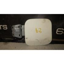 MITSUBISHI LANCER EVO 8 FUEL PETROL FLAP WHITE - JDM 62