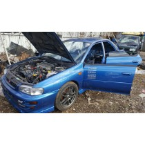 BREAKING/ SPARES SUBARU IMPREZA STI V5 TYPE RA V LIMITED JDM - PLEASE CALL FOR PARTS