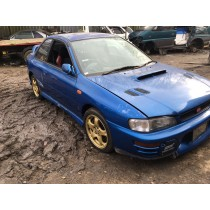 BREAKING/ SPARES SUBARU IMPREZA STI V3 555 TYPE-R 2 DOOR COUPE