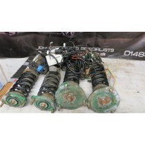 MITSUBISHI LANCER EVOLUTION 7 8 9 TEIN SUPER STREET COILOVERS EDC