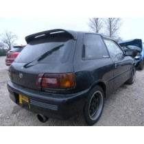 BREAKING TOYOTA STARLET GT TURBO EP82