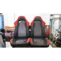 SUBARU IMPREZA STI V5 - V6 GC8 CLASSIC SHAPE FRONT SEATS