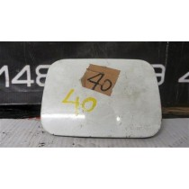 SUBARU IMPREZA STI V4 FUEL PETROL FLAP WHITE - JDM 40