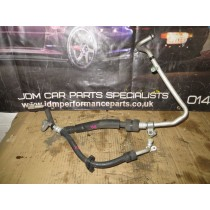 SUBARU IMPREZA WRX STI NEWAGE GDB SPEC C TYPE RA BOTH AIRCON PIPES - JDM