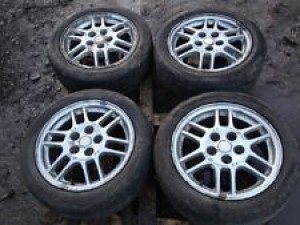 MITSUBISHI LANCER EVO OZ F1 16 ALLOY WHEEL WITH TYRES 5X114.3