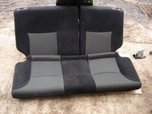 HONDA CIVIC TYPE R EP3 REAR SEATS UKDM