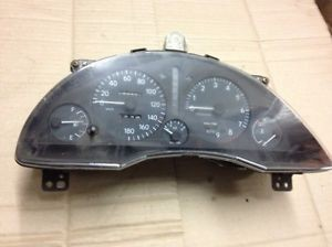 TOYOTA STARLET GT TURBO EP82 AUTO SPEEDO CLUSTER CLOCKS