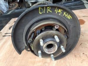 SUBARU IMPREZA WRX STI TYPE R DRIVERS SIDE REAR HUB R180 DCCD