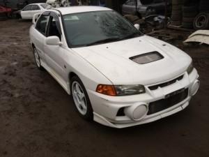 BREAKING 1996 MITSUBISHI LANCER EVO 4 RS JDM