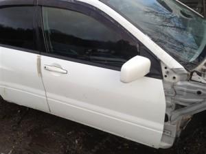 MITSUBISHI LANCE EVO 8 DRIVERS SIDE FRONT DOOR