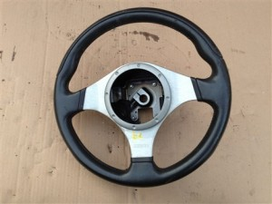 MISUBISHI LANCER EVO 8 STEERING WHEEL