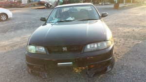 BREAKING 1995 NISSAN SKYLINE R33 GTR JDM
