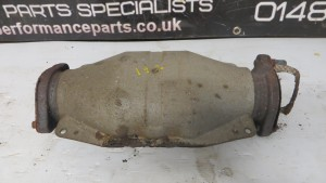 MITSUBISHI LANCER EVO 4 5 6 GENUINE OEM CATALYTIC CATALIST COVERTOR