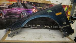 NISSAN SKYLINE R33 GT GTST RB25 PASSENGER SIDE FRONT WING FENDER