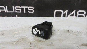 SUBARU IMPREZA STI V3 GC8 PRE-FACELIFT REAR WINDOW HEATER SWITCH - JDM