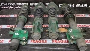 GENUINE TEIN DRIVING SPEC CONTROL MASTER SPEC FLEX COILOVERS GC8 IMPREZA
